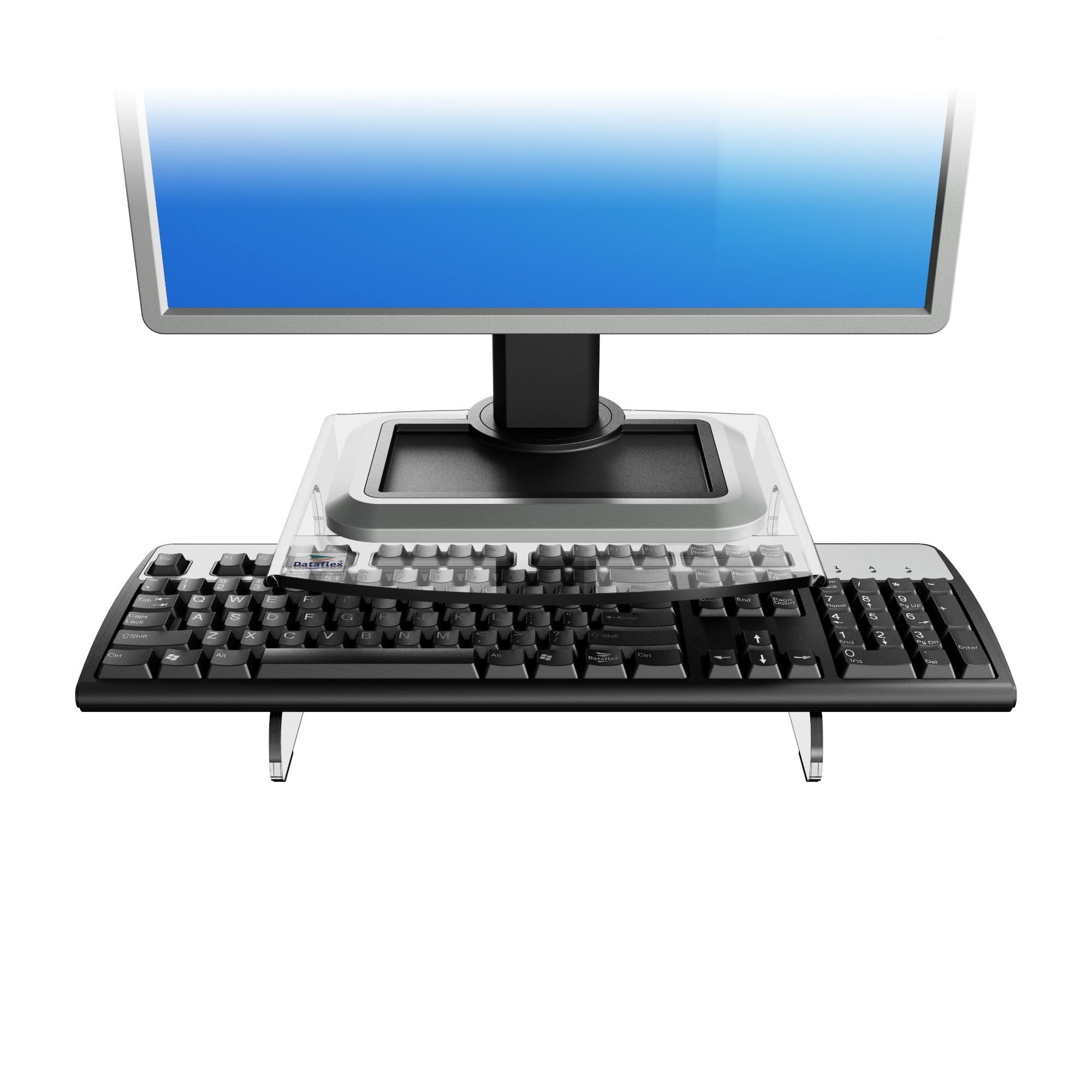 Dataflex Addit monitorverhoger 550