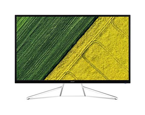 """Acer ET322QK LED display 80 cm (31.5"""") 4K Ultra HD Flat Black,White"""