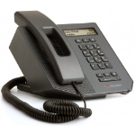 Polycom SoundPoint CX300 R2 Wired handset Black IP phone