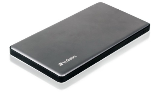 Verbatim 49575 power bank Silver 5000 mAh