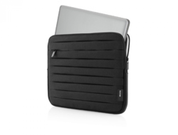 Belkin Apple MacBook 13.3-Inch Pleated Sleeve Case - Black, Protective (F8N371CWBKW)