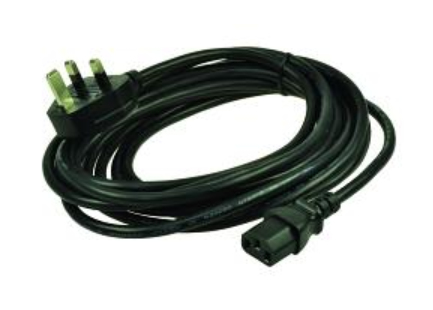 2-Power PWR0002D 5m Black power cable