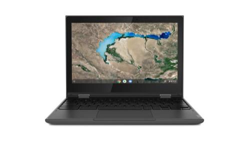Lenovo 300E Black Chromebook 29.5 cm (11.6