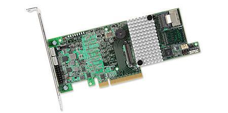 Storage Adapter Megaraid SAS 9271-4i Controller, 4port Sata+sas, 6gb/s, X8 Pci-e3.0, Low-profil/ Sgl