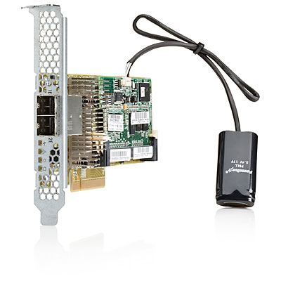 Hewlett Packard Enterprise SmartArray P431 PCI Express x8 3.0 RAID controller