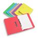 Rexel Jiffex Foolscap Transfer File Buff (50)