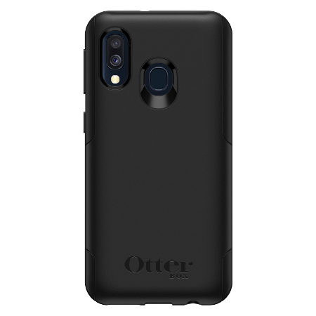 OtterBox Commuter Lite Series for Samsung Galaxy A40, black - No retail packaging