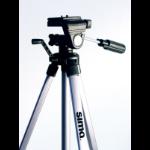 Sima STV-54K Hand-held camcorder Black,Silver Tripod