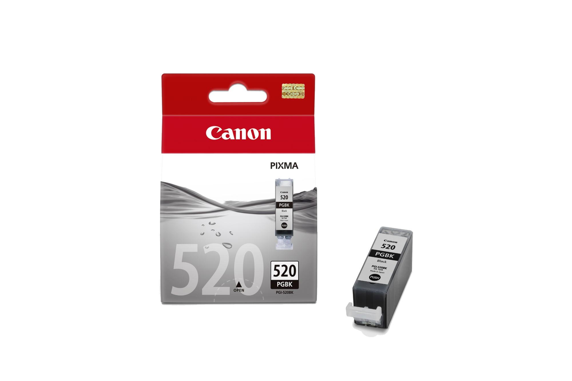 Canon PGI-520BK inktcartridge Original Zwart 1 stuk(s)
