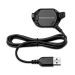 Garmin Approach S6 Charging/Data Clip Black Charging/data cable