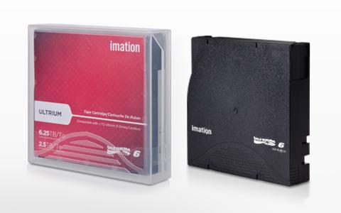 Imation LTO6 2.5TB LTO 2500 GB 1.27 cm