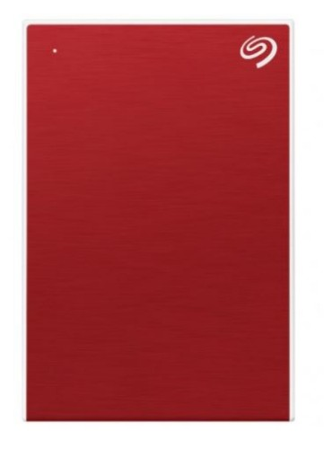 Seagate One Touch external hard drive 2000 GB Red