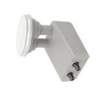 Maximum XO-42/32 10.70 - 12.75GHz Grey,White Low Noise Block downconverter (LNB)