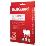 BullGuard Internet Security 2017 Retail, 3 User (Single), Multi Device License, 1 Year