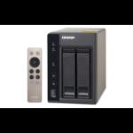 QNAP TS-253A-4G/1TB-1100 2 Bay NAS