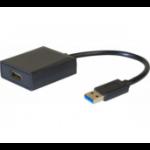 Hypertec 304903-HY USB graphics adapter Black