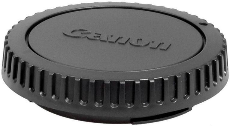 Canon Cap extender E II lens cap Black
