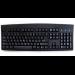 Accuratus KYBAC260UP-BKAR keyboard USB + PS/2 QWERTY Arabic,English Black