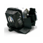 Taxan Generic Complete Lamp for TAXAN PV 131XH25 projector. Includes 1 year warranty.