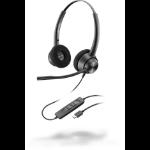 POLY EncorePro 320 Headset Head-band Black 214571-01