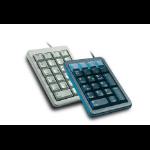 CHERRY Keypad G84-4700, US-English, light grey keyboard PS/2