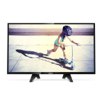"Philips 4000 series 32PHT4132/05 Refurb Grade A LED TV 81.3 cm (32"") HD Smart TV Black"
