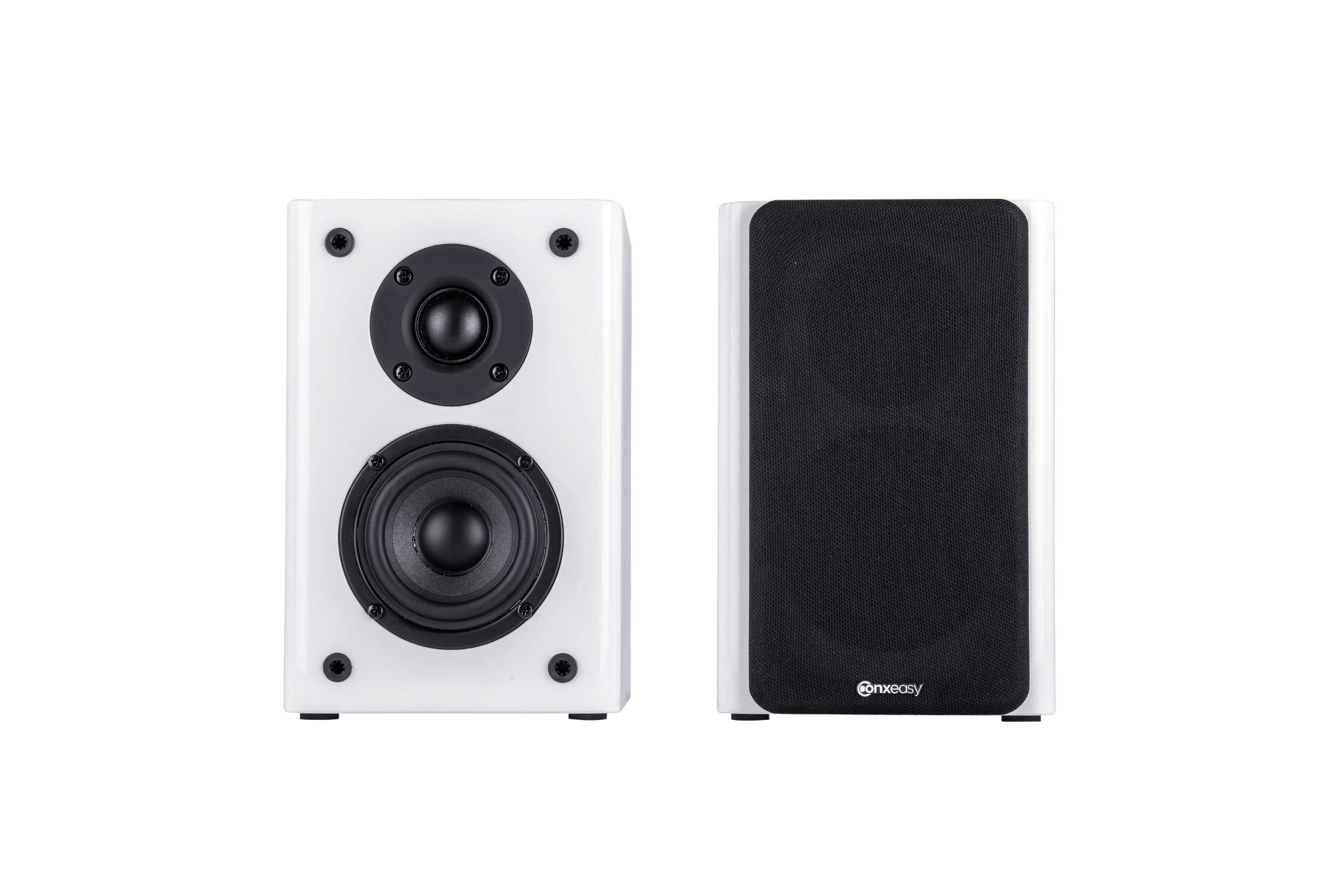 CONXEASY S603 LOUDSPEAKER 60 W WHITE WIRED & WIRELESS 3.5MM/BLUETOOTH