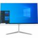 "Wortmann AG TERRA 2400MSO GREENLINE 60.5 cm (23.8"") 1920 x 1080 pixels 10th gen Intel® Core™ i5 8 GB DDR4-SDRAM 512 GB SSD All-in-One PC Windows 10 Wi-Fi 6E (802.11ax) Silver"