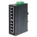 Planet IGS-801T network switch Unmanaged L2 Gigabit Ethernet (10/100/1000) Black