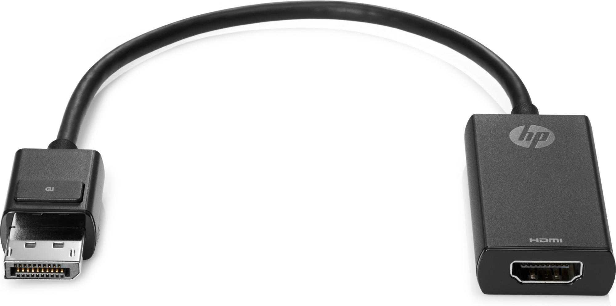 HP DisplayPort to HDMI 1.4 Adapter