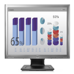 "HP EliteDisplay E190i 18.9"" IPS Zilver computer monitor"