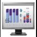 "HP EliteDisplay E190i computer monitor 48 cm (18.9"") LED Zilver"