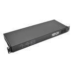 Tripp Lite NetCommander 16-Port Cat5 IP KVM Switch 1U Rack-Mount 1+1 User
