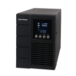CyberPower OLS1500E Double-Conversion (Online) 1500VA 4AC outlet(s) Tower Black uninterruptible power supply (UPS)