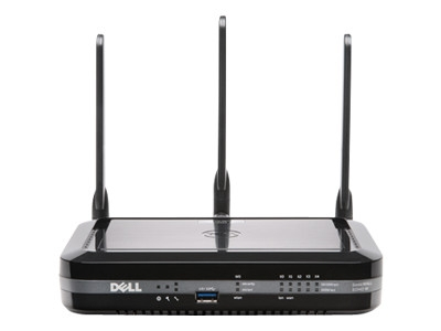 DELL SonicWALL SOHO 300Mbit/s hardware firewall