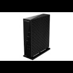 Netgear WNR2000 Fast Ethernet Black wireless router
