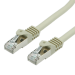 Value S/FTP Patch Cord Cat.7, grey 0.5 m