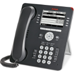 Avaya 9508 Wired handset LCD Charcoal,Grey IP phone