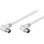 Microconnect COAX015WAA coaxial cable 1.5 m White