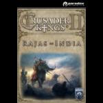 Paradox Interactive Crusader Kings II: Rajas of India, PC/MAC/Linux Videospiel PC/Mac/Linux Standard Deutsch