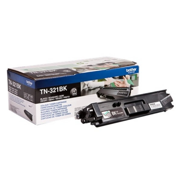 Brother TN-321BK Toner black, 2.5K pages