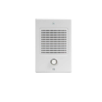 Nortek DS3B White audio intercom system