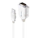ALOGIC USB 2.0 to DB9 Serial Converter 65cm Cable