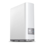 Western Digital My Cloud personal cloud storage device 3 TB Ethernet LAN White