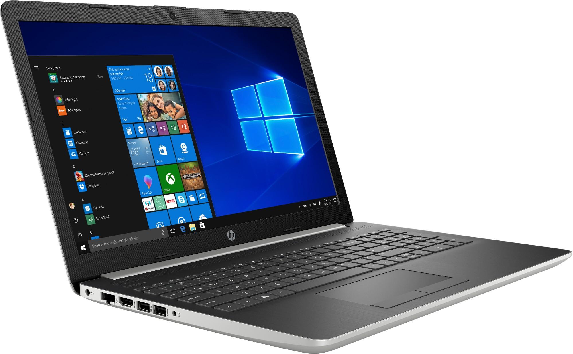 c56a409c29e HPshop.ie HP 15-da1002na Grey,Silver Notebook 39.6 cm (15.6