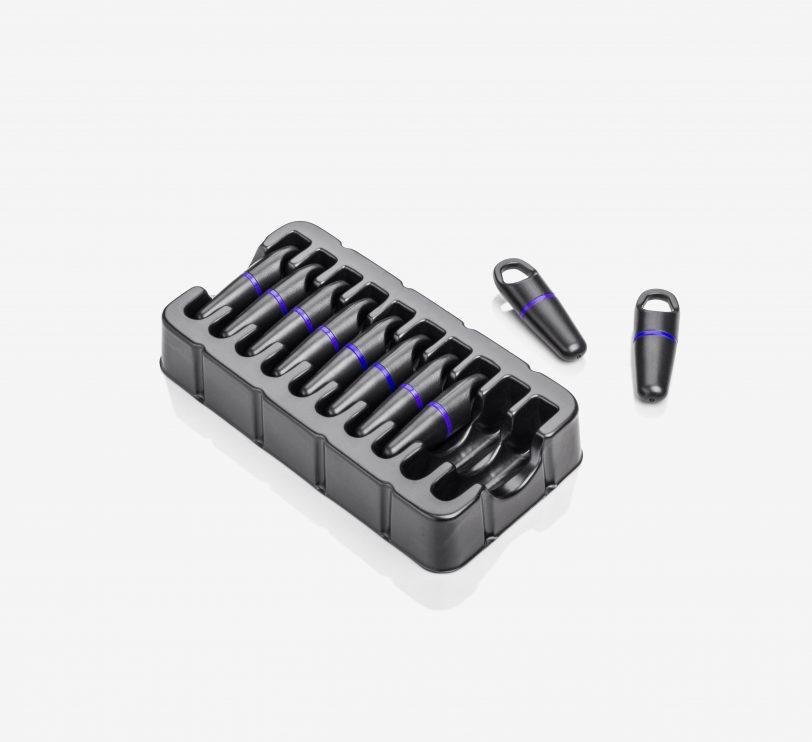 Paxton Net2 proximity keyfobs, box of 10 Black
