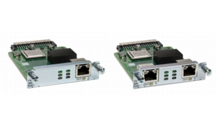Cisco NIM-4FXO= voice network module FXO