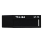 Toshiba TransMemory U302 64GB 3.0 (3.1 Gen 1) USB Type-A connector Black USB flash drive