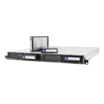 Tandberg Data 8920-RDX Rack (1U) Black disk array