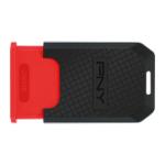 PNY Elite USB flash drive 256 GB USB Type-C 3.2 Gen 1 (3.1 Gen 1) Black,Red